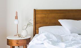 bed sheets wash weekly