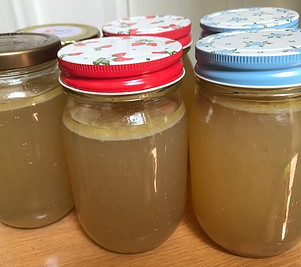 best bone broth recipes in glass jars