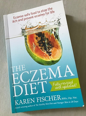 Review of Karen Fischer Eczema Diet Book